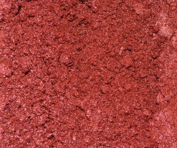 Красный, перламутровый пигмент