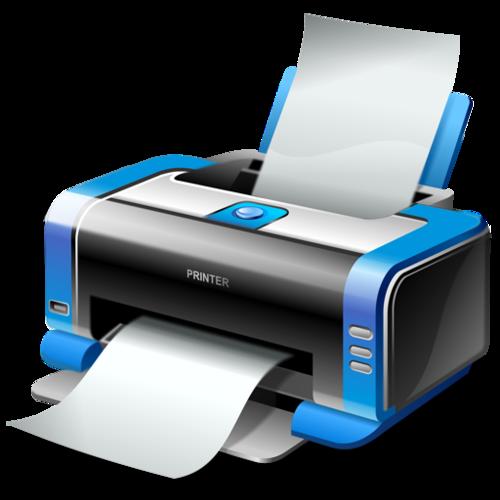 Печать на самоклеящейся бумаге
