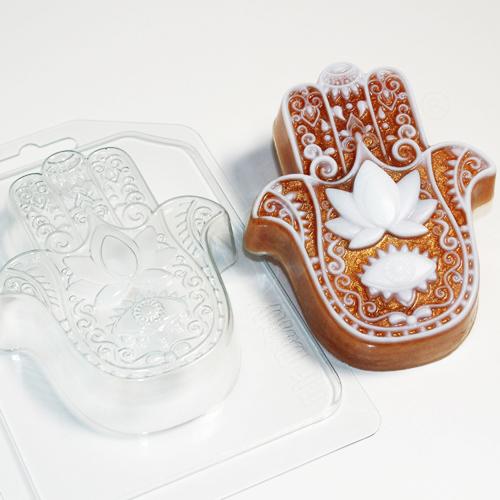 Хамса, форма пластиковая