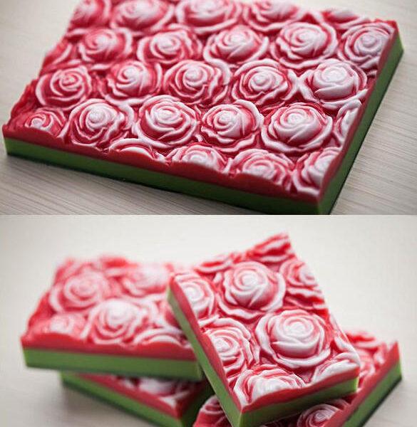 Розы под нарезку