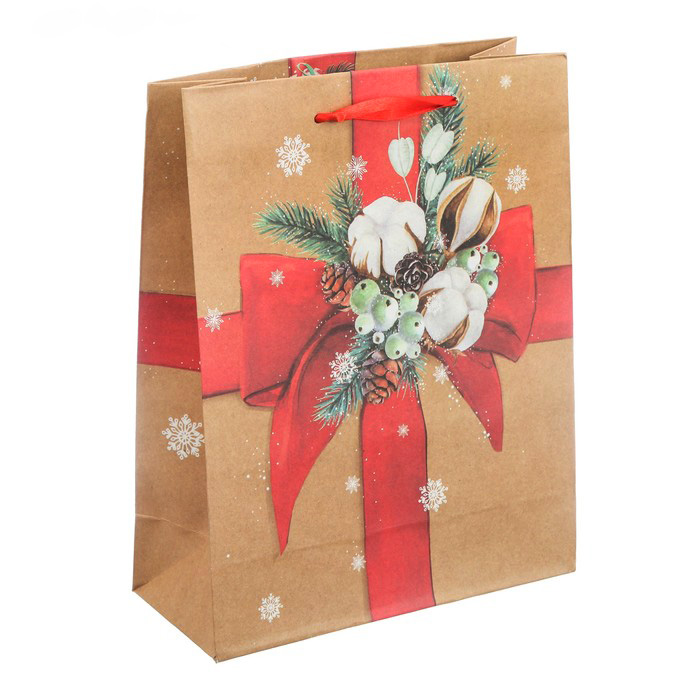 Крафт-пакет «Тебе», 12?15?5,5 см