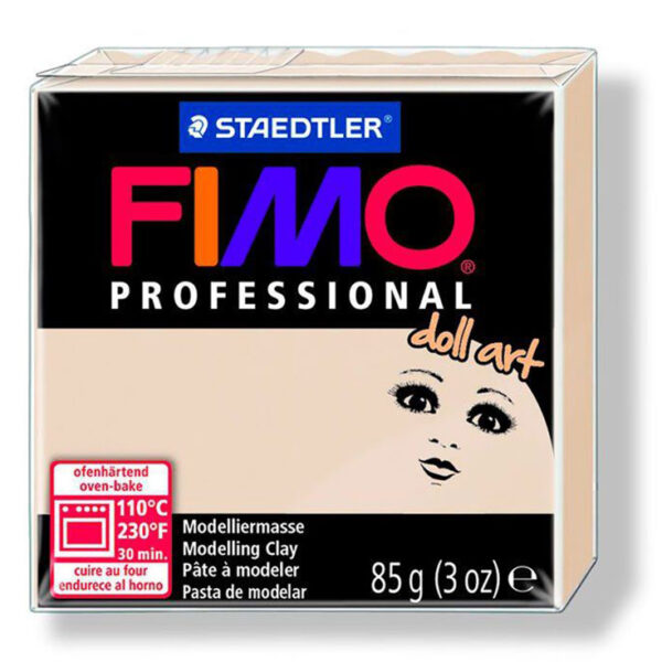 FIMO professional doll art №44, полимерная глина