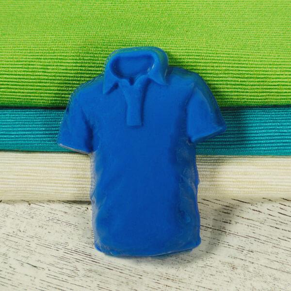Футболка поло, форма пластиковая