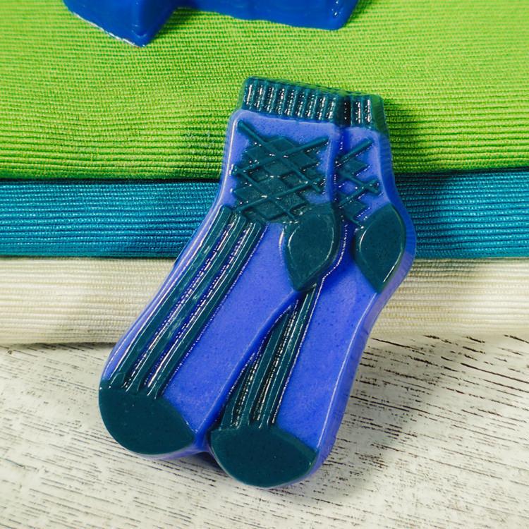Носки, форма пластиковая