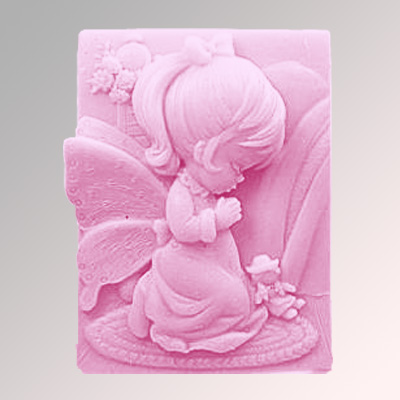 Ангелочек-девочка