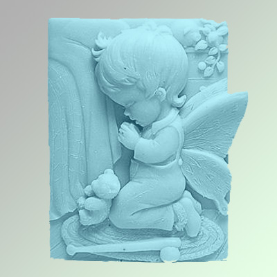 Ангелочек-мальчик
