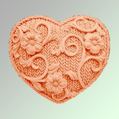 Вязаное сердце  (аренда)