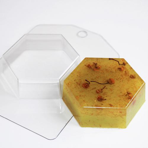 Шестигранник, форма пластиковая