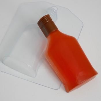 Бутылка коньяка