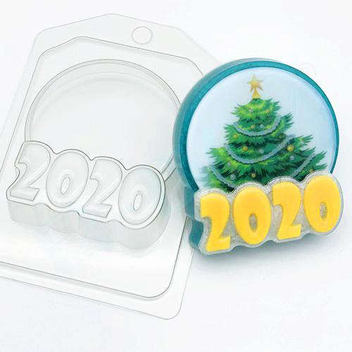 2020/Круг под водорастворимку, форма пластиковая
