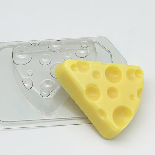 Сыр треугольный, форма пластиковая