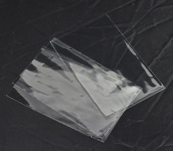 Пакетики 10х20 см без липкого слоя