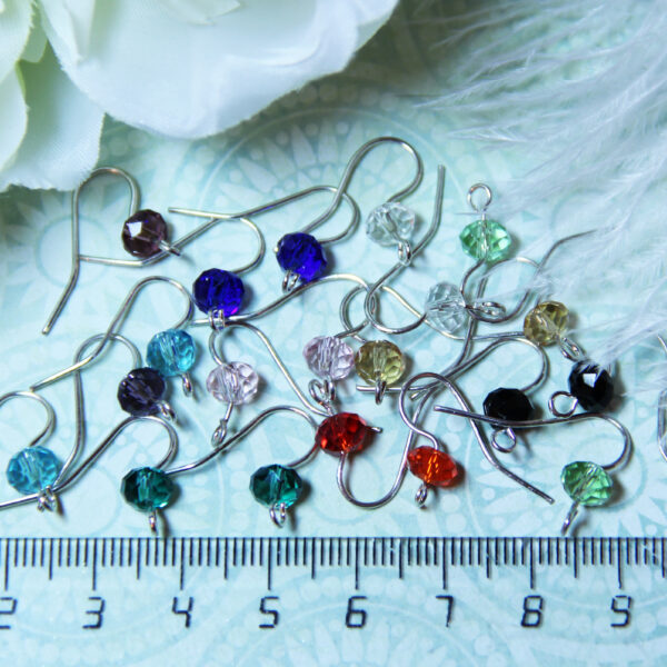Швензы с кристаллами