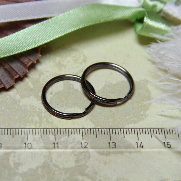 Кольцо брелочное
