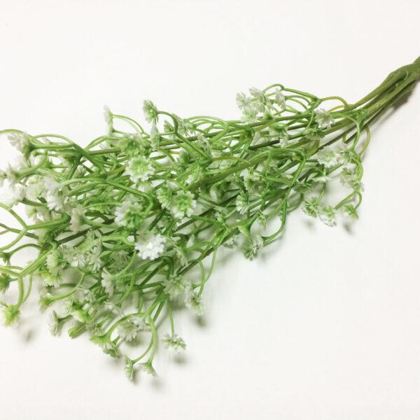 """Букет """"Гипсофила"""" бело-зеленая"""