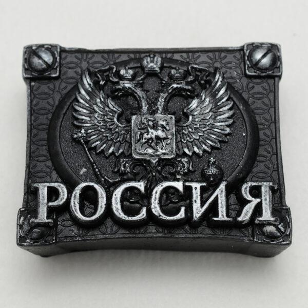 Россия 2D, силиконовая форма