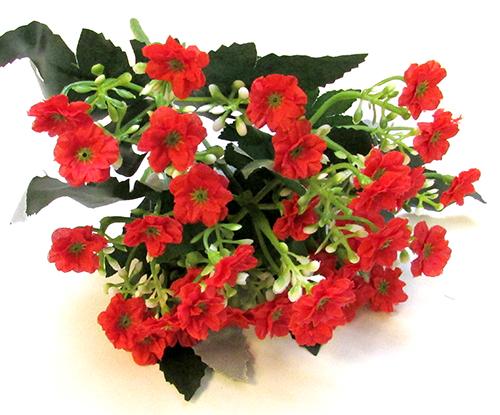 """Букет """"Мелкие цветочки"""" красные"""