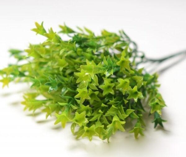 """Букет """"Зелень с лилиями"""" зеленая"""