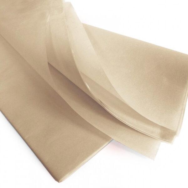 Бумага тишью натуральная, 50х66 см