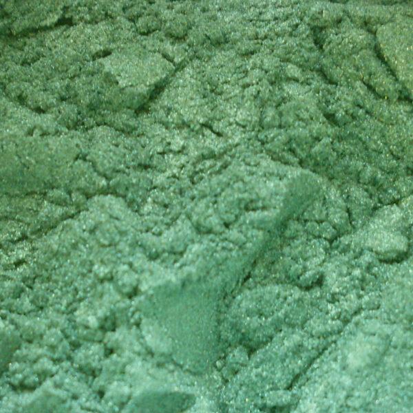 Зеленый чай, перламутровый пигмент