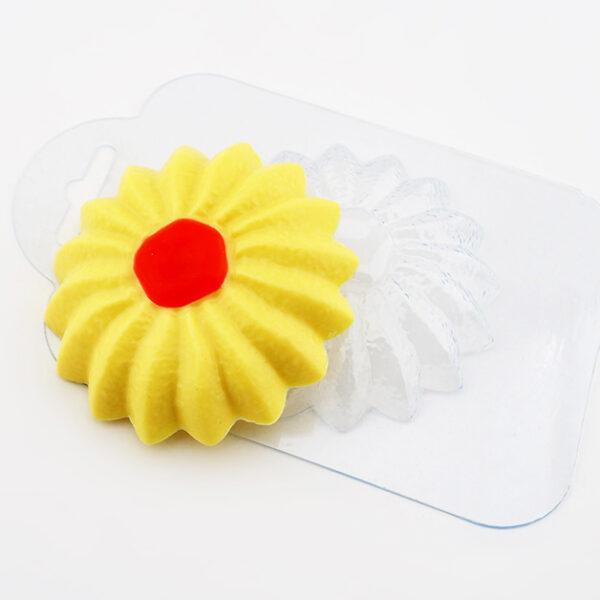 Курабье, форма пластиковая