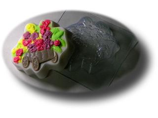 Цветочная тележка