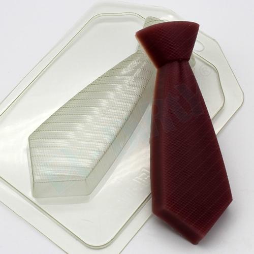 Галстук EX, форма пластиковая