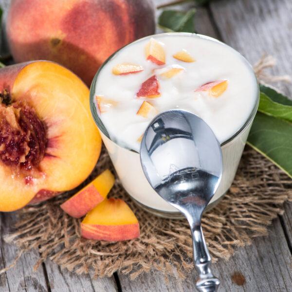 Персиковый йогурт, отдушка косметическая