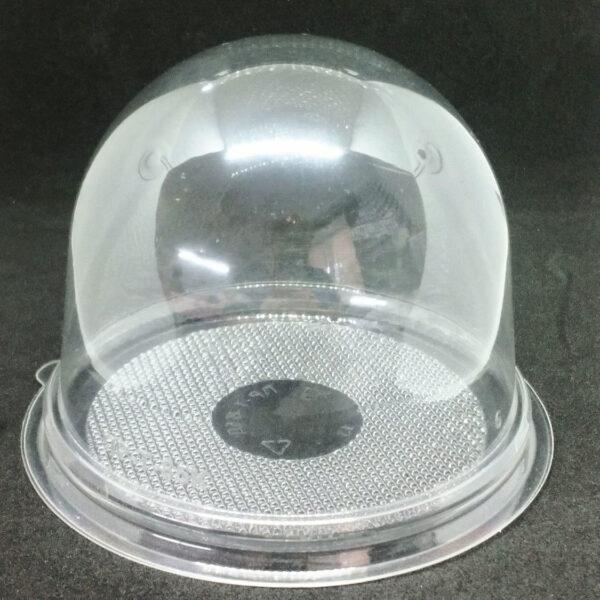 Контейнер Купол 11х8,2 см, прозрачное дно