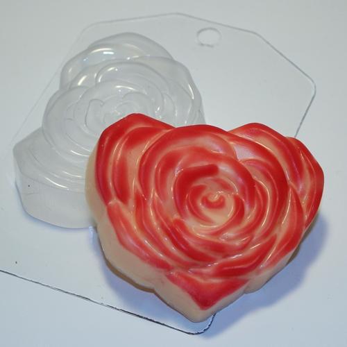 Сердце-роза
