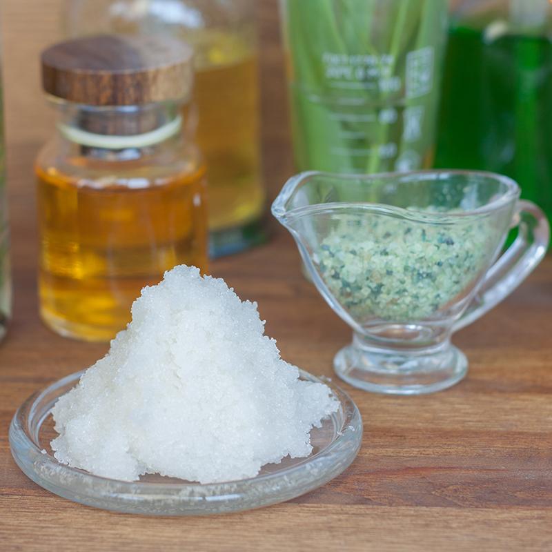 Основа  для соляного пенящегося скраба Activ SALTY scrub