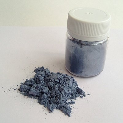 Голубое серебро