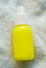 Желтый флуоресцентный гелевый пигмент