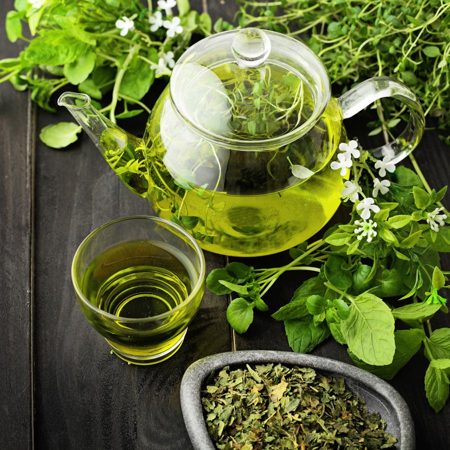 Зеленый чай, отдушка косметическая