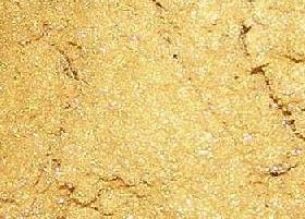 Золото, перламутровый пигмент
